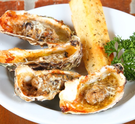 Oyster Benvile